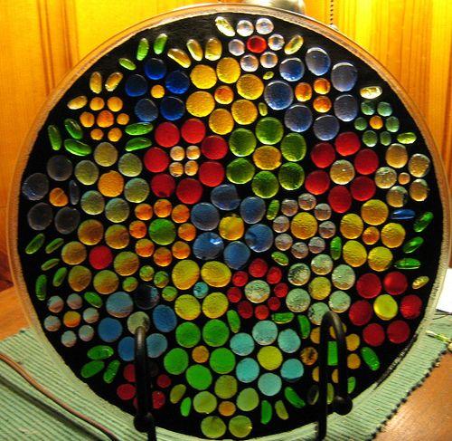 Flower Power by Elsieland Mosaics, via Flickr