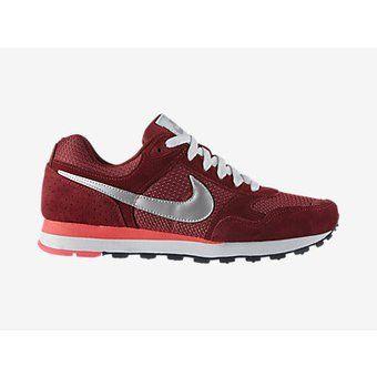 sports shoes 12e60 a7cbb Nike MD Runner Team Red Silver