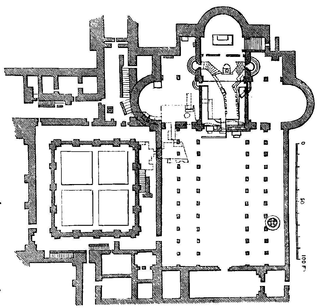 Romanesque Gothic Amp Baroque Architecture