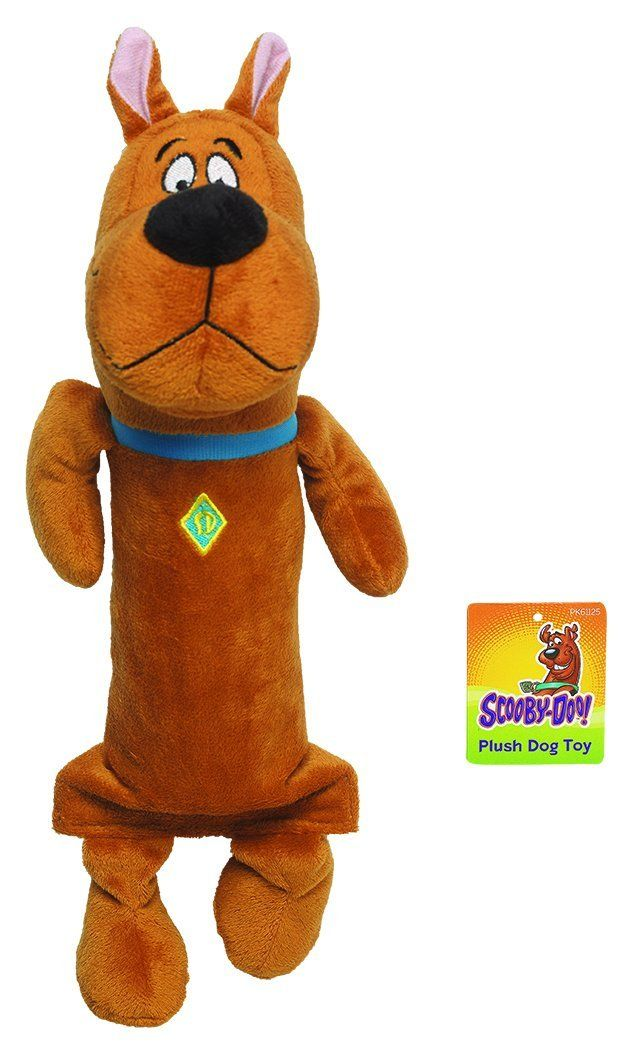 Scooby Doo Plush Toy With Water Bottle Unbelievable Item Right