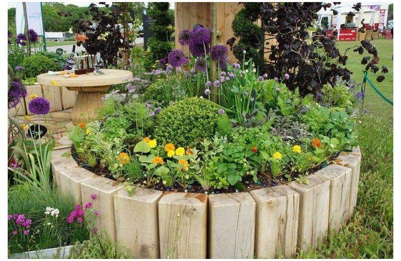 Photo of garden edging ideas cheap flower bed