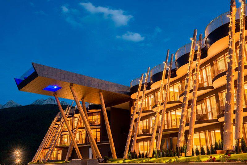 10 Mejores Hoteles Mas Instagrameables Del Mundo Hoteles Arquitectura Hotelera Lugares De Vacaciones