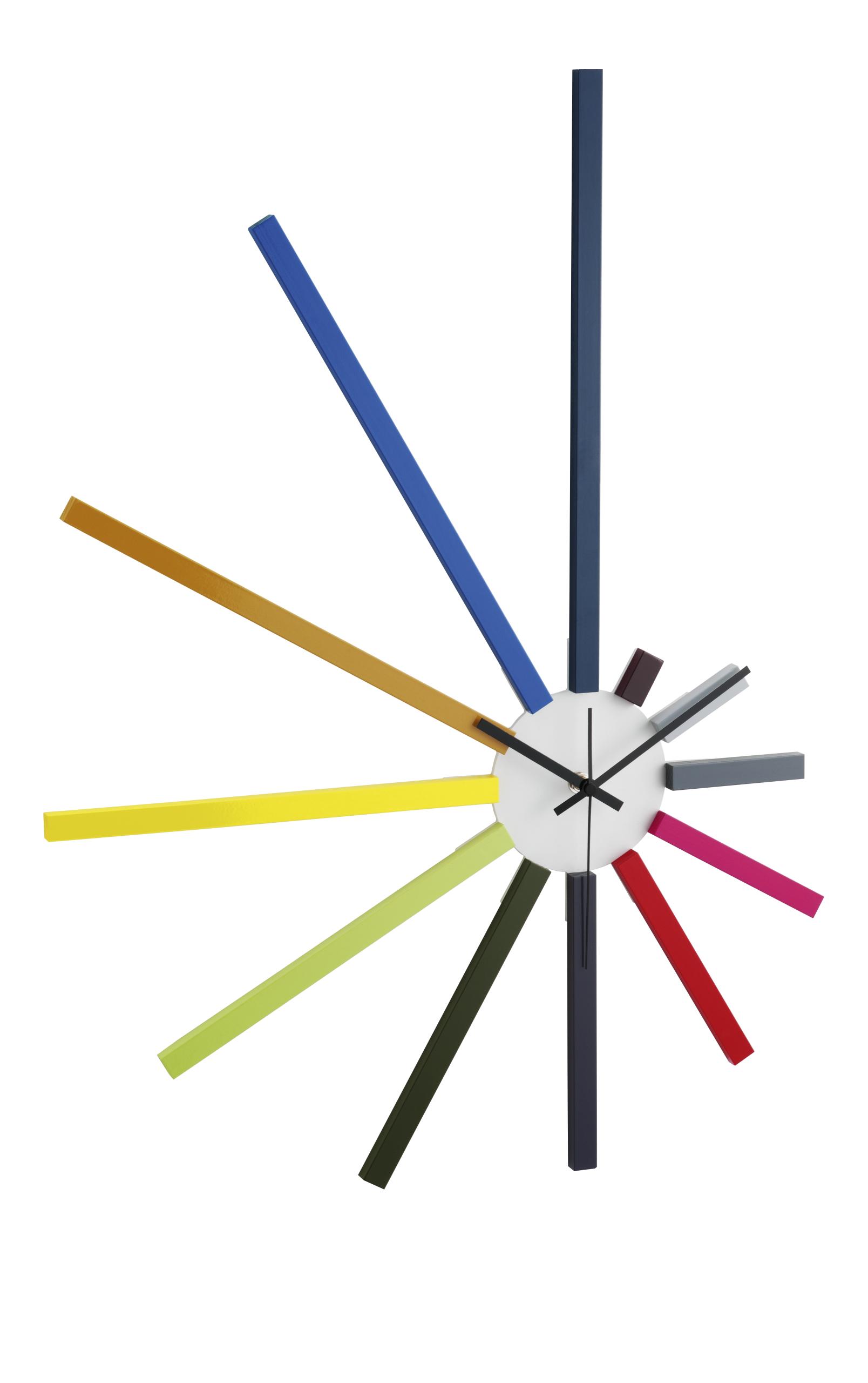 Habitat Wanduhr spectrum uhr habitat fürs haus cool clocks