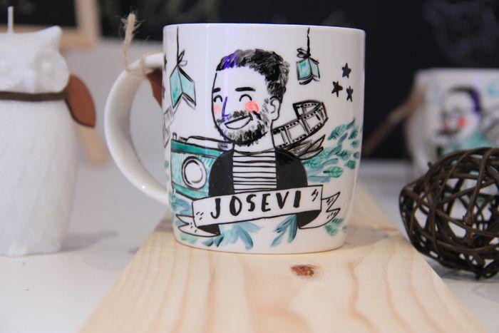 Su ilustrísima taza 0