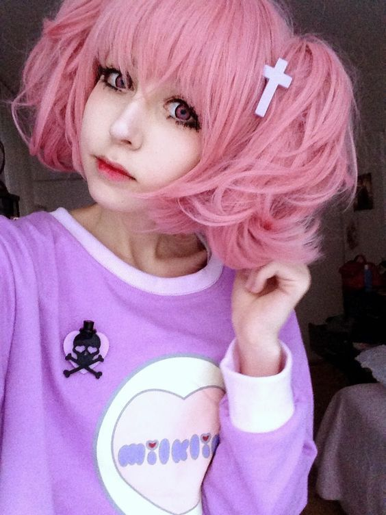 Anzujaamu A Cosplayer Kawaii Cosplay De Animes