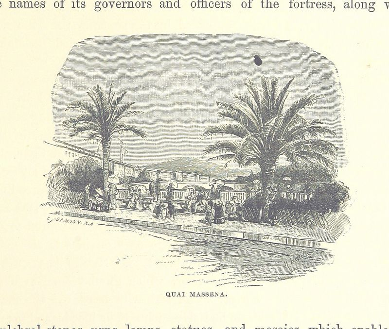 Image taken from page 127 of 'The Riviera ... Illustrated with numerous engravings' | by The British Library