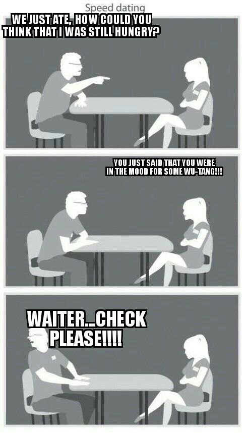 What Do You Think About Speed Dating