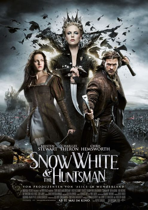 Poster zum Film: Snow White and the Huntsman