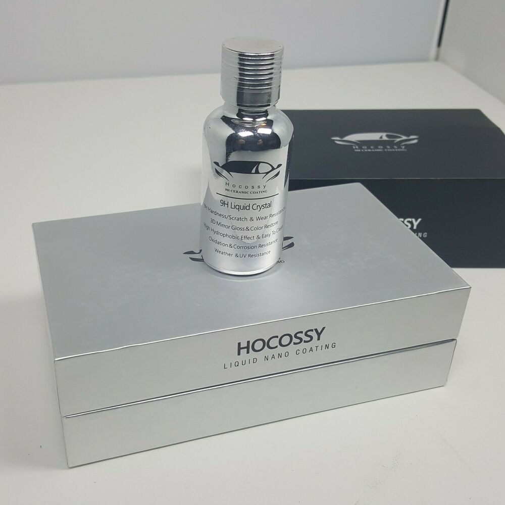 High Gloss 9h 3d Diamond Hardness Nano Super Ceramic Automotive Coating Car Kit Hocossy Kit Cars High Gloss Ebay