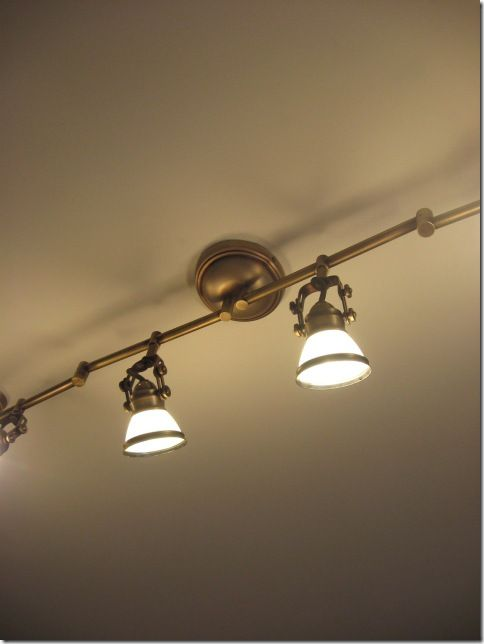 Kitchen Fluorescent Light Fixture