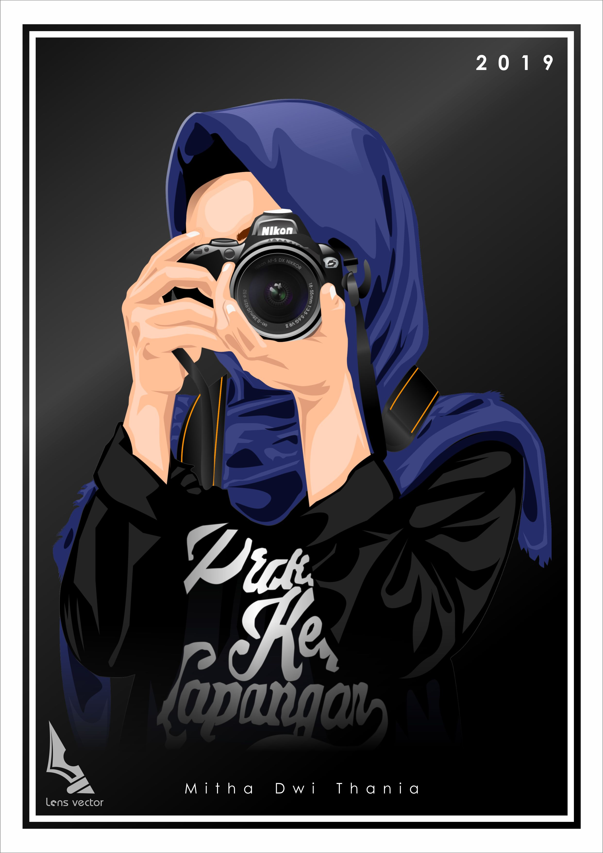 Vector photo by lensvector Kartun, Animasi