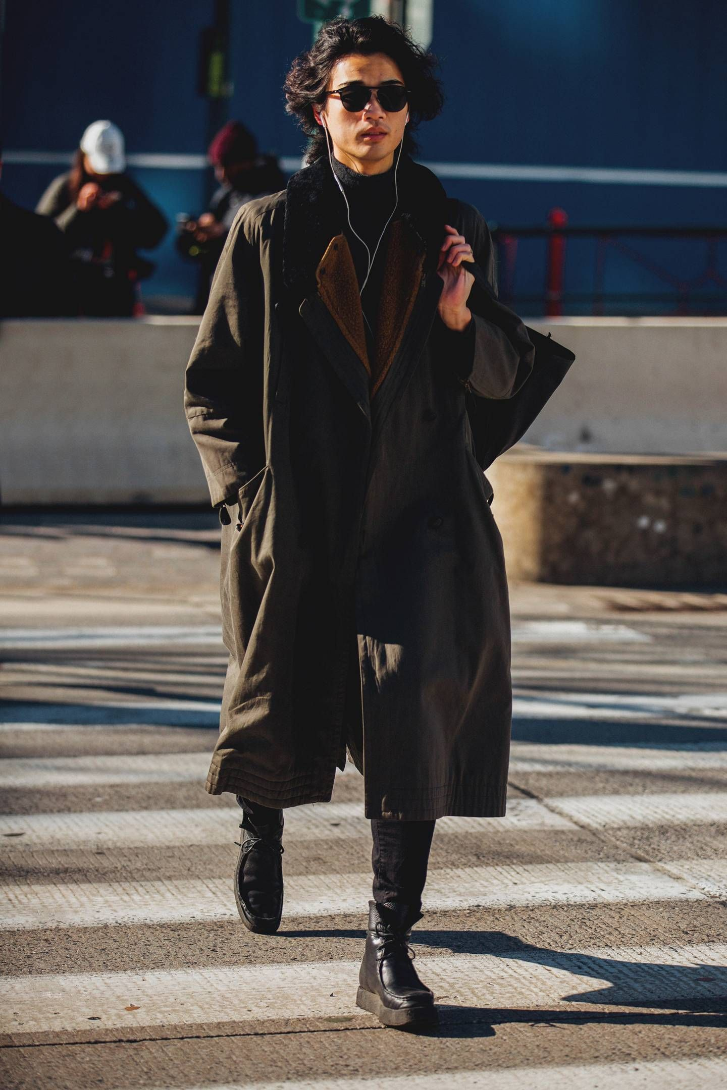 The Best Street Style From The New York Menswear Shows