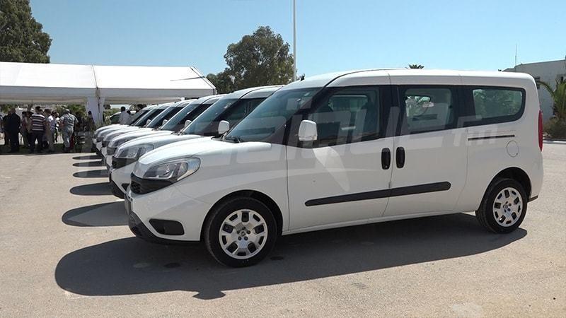 تونس الولايات المتحدة الأمريكية تهب وزارة العدل أسطول نقل صور Vehicles Car Van