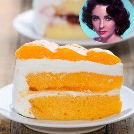Prăjitura cu mandarine
