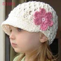 Free Crochet Beanie Patterns ~ Free Crochet Patterns.    Lots of free patterns!