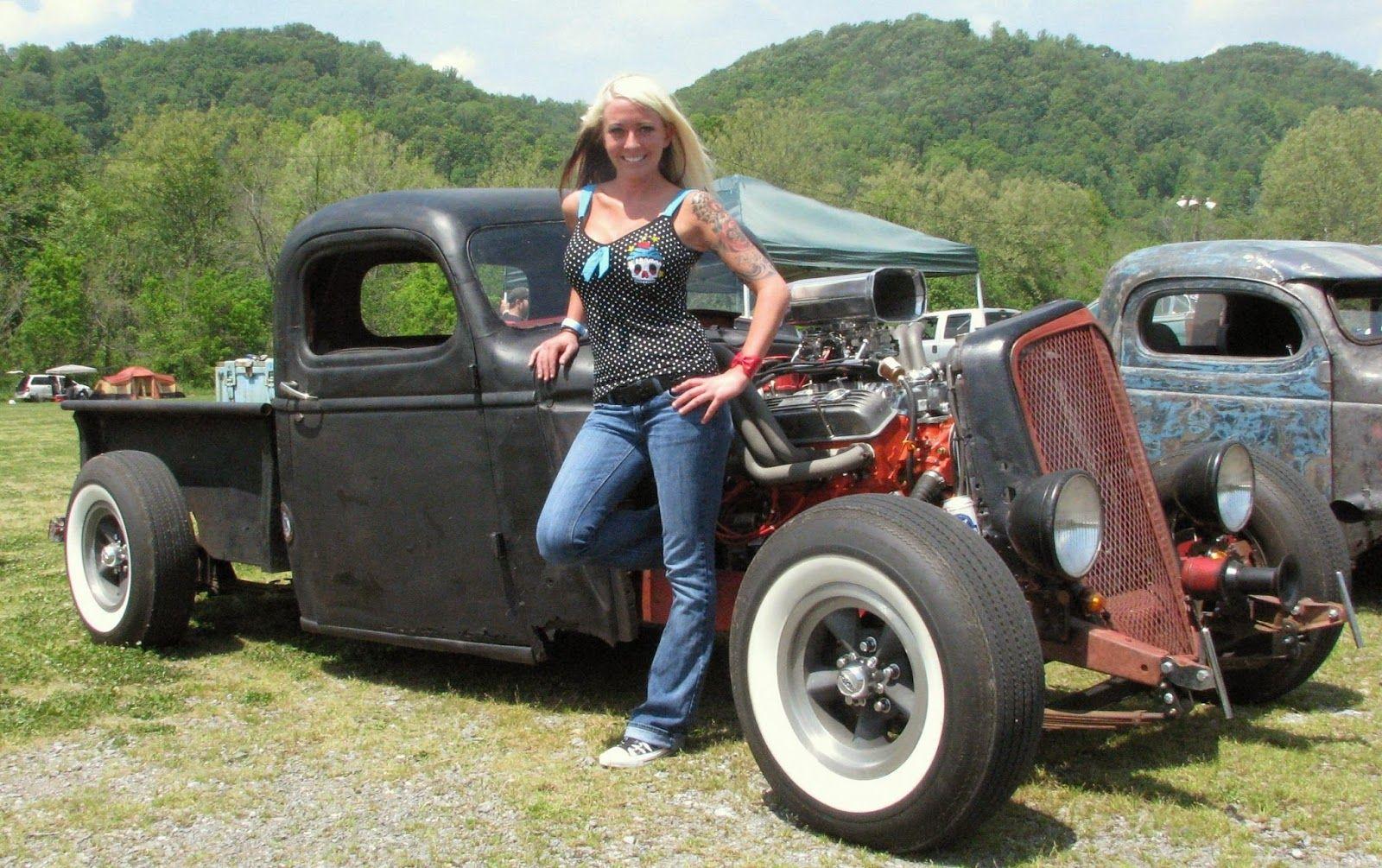 American Rat Rod Cars & Trucks For Sale   Rat Rod Girls   Pinterest ...
