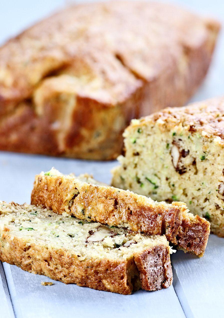 Photo of Ernährung: Rezept für Low Carb Zucchini Brot zum Abnehmen