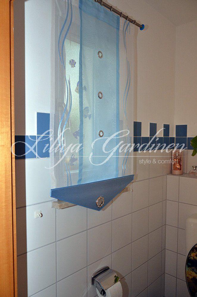 Küche \ Bad « Gardinen Liliya Gardinen nähen Pinterest - gardinen für badezimmer