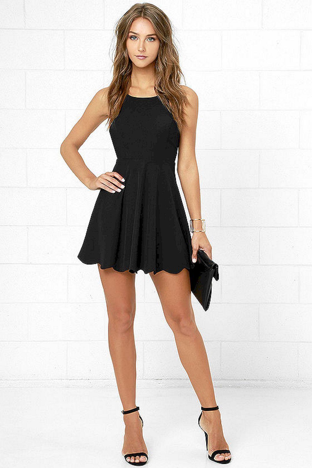 Stunning Top 30 Gorgeous Women S Little Black Dress Http Uniqlog Com Top 30 Gorgeous Womens Little Black Dres Black Backless Dress Black Dress Short Dresses [ 1620 x 1080 Pixel ]