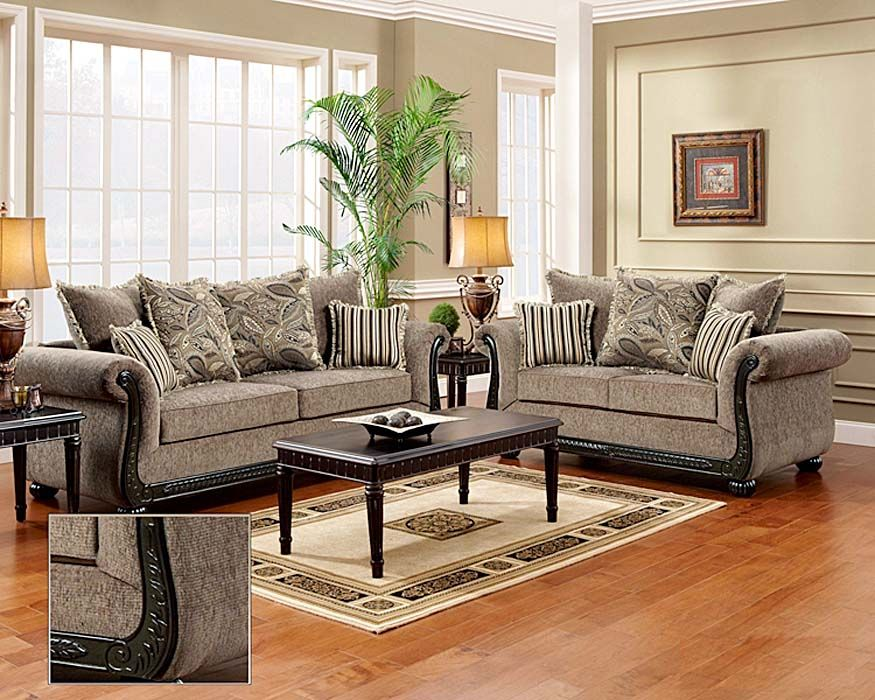 Who Says The Clic Living Room Furniture Is A Grandma S Style We Have 20 Ways How To Give Modern Touch For Your Traditional Furnitures