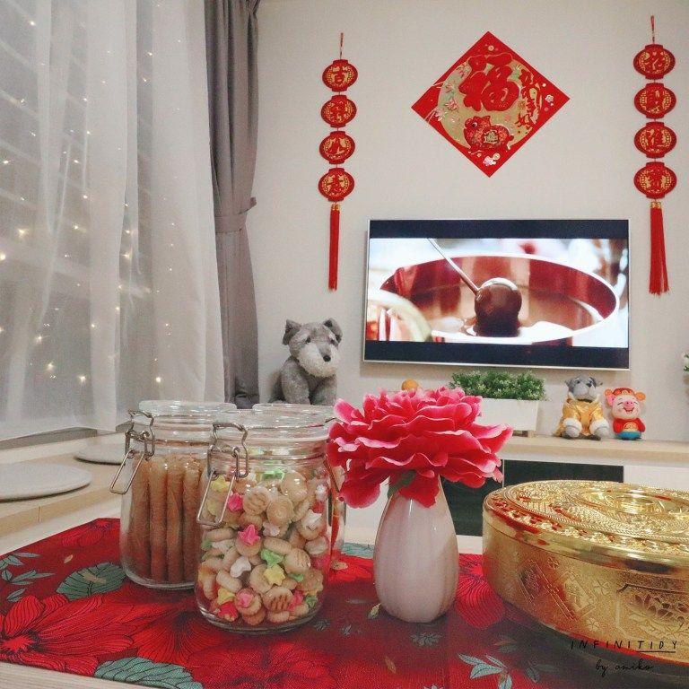Chinese new year 2019 home tour chinese new year