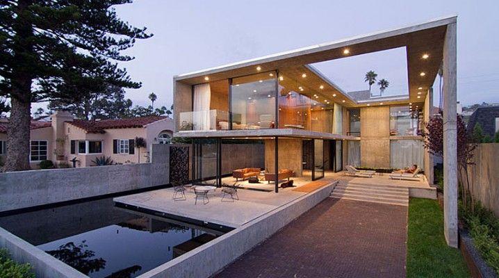 Préférence maison contemporaine écologique | Ecological Architecture  WB09
