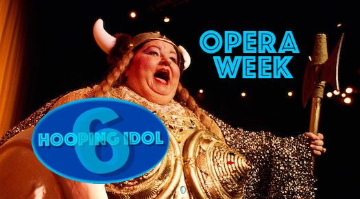 Hooping Idol 6 Opera Week. Our Top Ten finalists spin up their best for a very unexpected theme - Opera Week! Tune in and cast your vote!