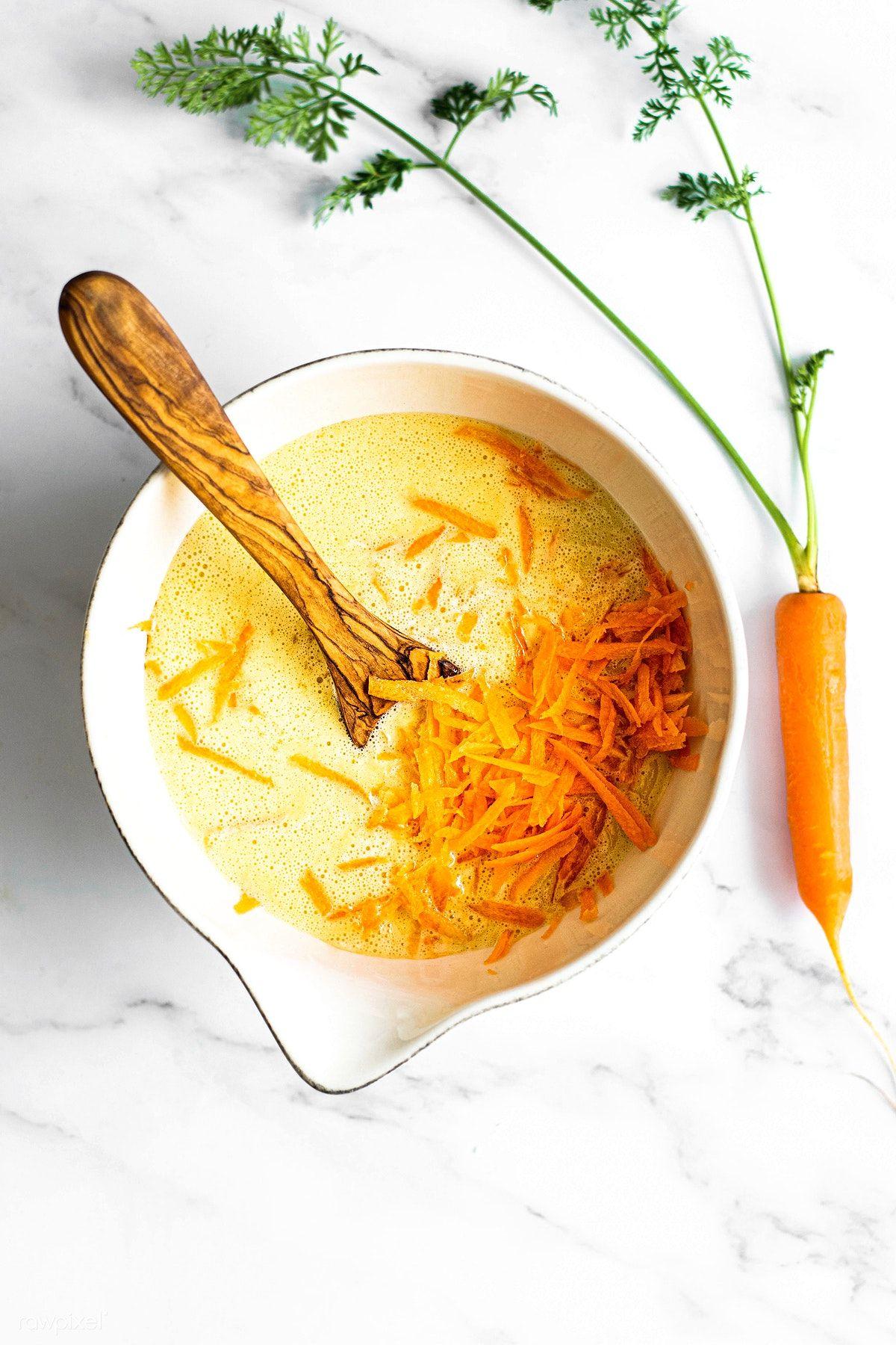 Download premium image of secret homemade carrot cake