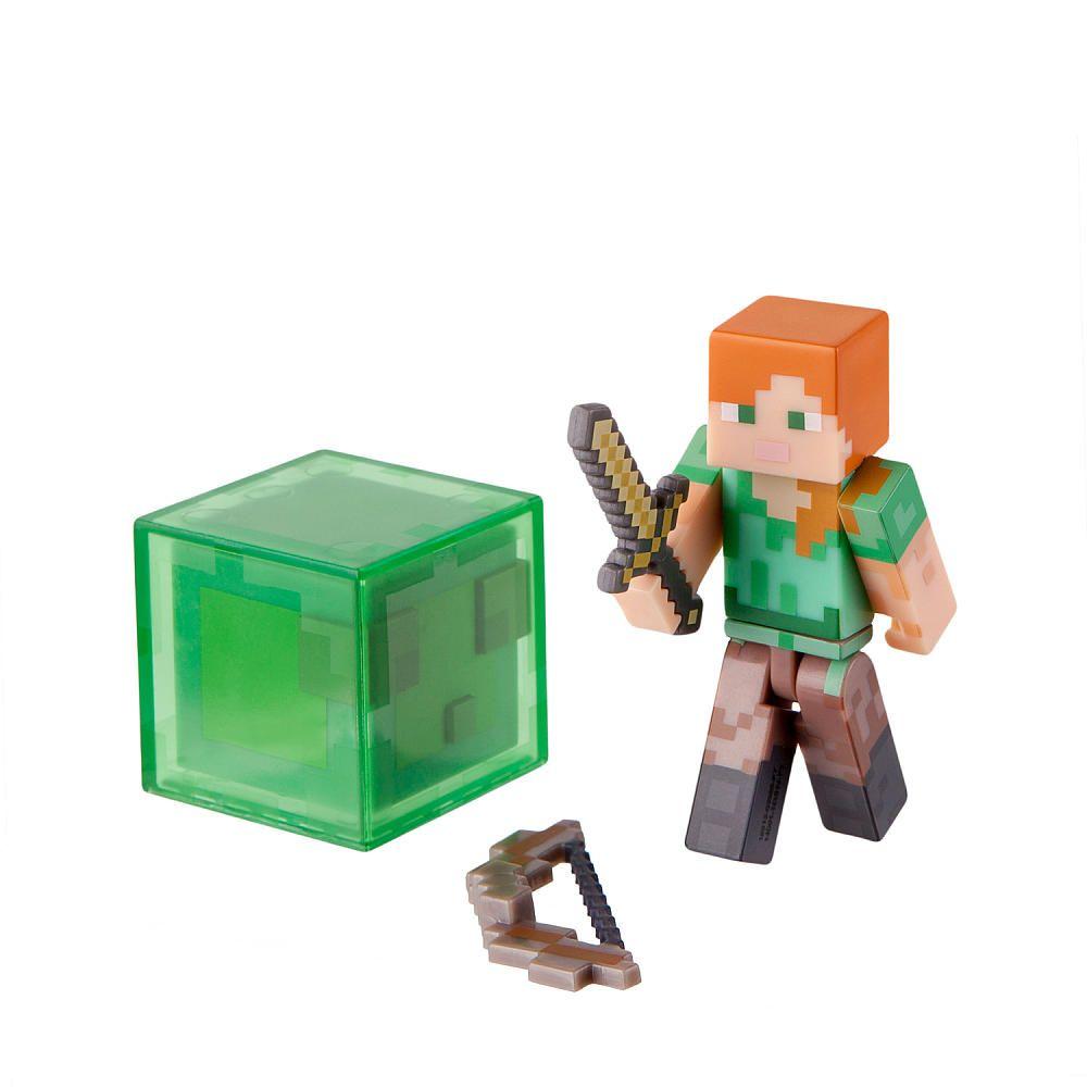 RILEY - Minecraft Figure - Alex with Accessory - JazWares, Inc ...