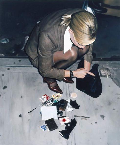 Frank Bauer 1964 born in Recklinghausen 1985 - 1993 Studies at Staatliche Kunstakademie Düsseldorf 1992 Masterstudent (Prof. Gerhard Richter)