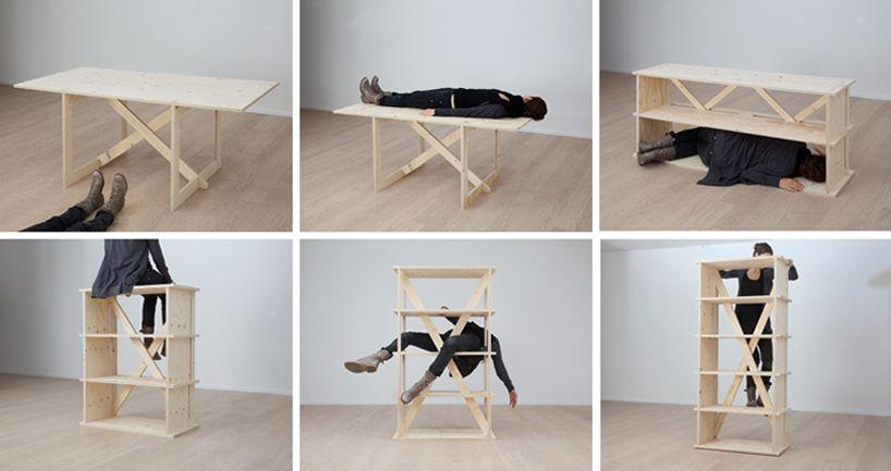 design bureau colin schaelli: con.temporary furniture ...