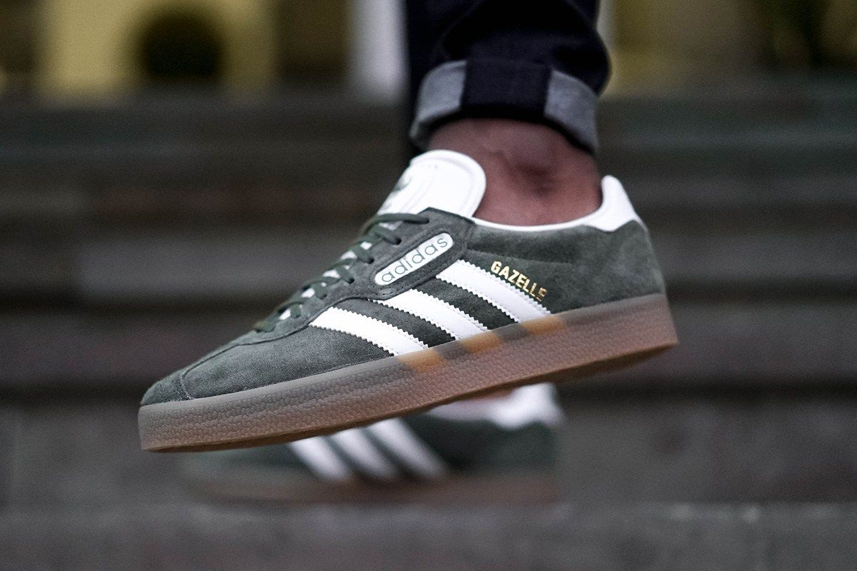 size 40 91e2e db5a5 Get to know what are the best adidas Gazelle colorways available to shop  now. Released in the mid 60s, the adidas Gazelle is known for its  contrasting white ...