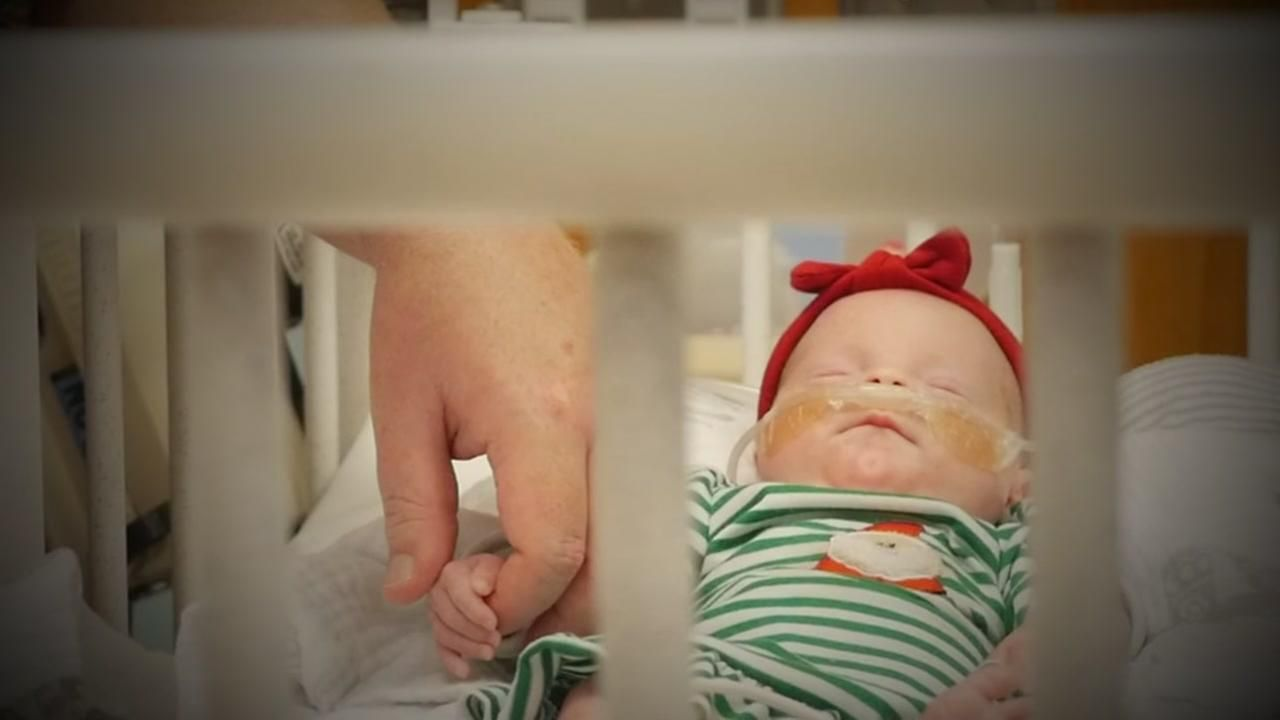Small gifts lift spirits of tiny texas childrens hospital