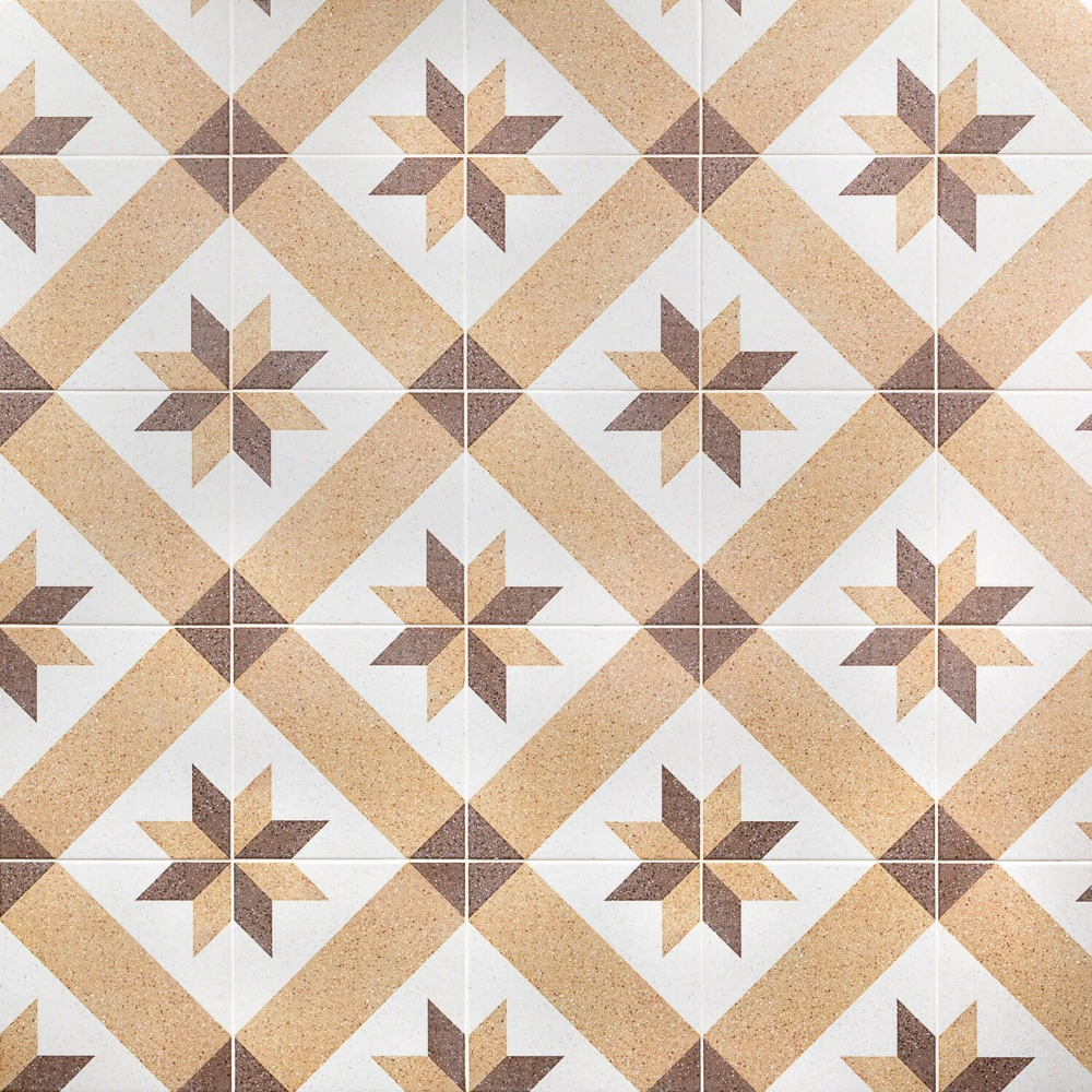 bronte ventosa munch 9x9 porcelain tile