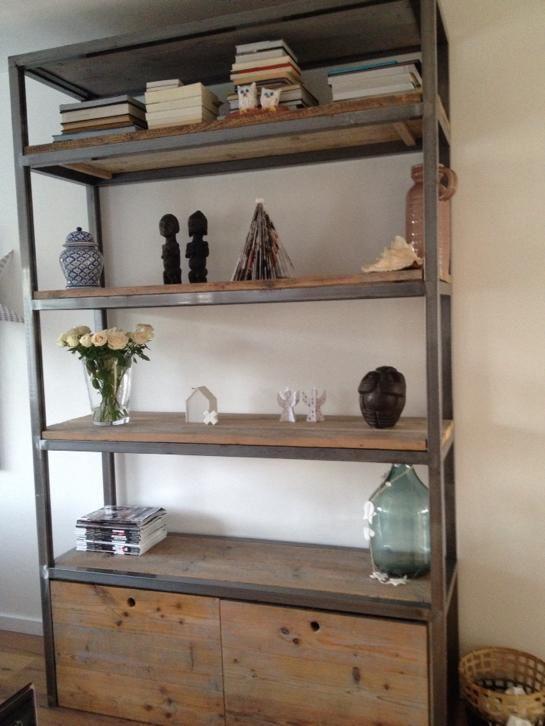Industriële Stellingkast Ideas For Diy Furniture