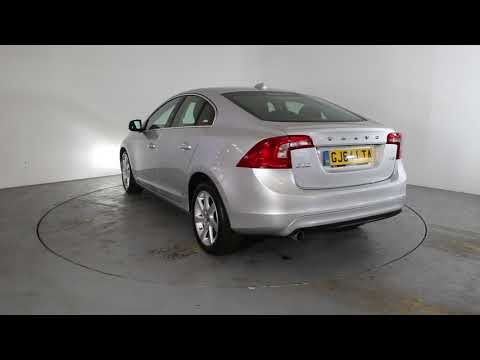Volvo S60 D Se Geartronic Air Conditioning Alloy Wheels
