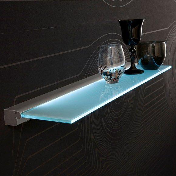 LED SHELF  EGV Lighting Products  Pinterest  Shelves and LED