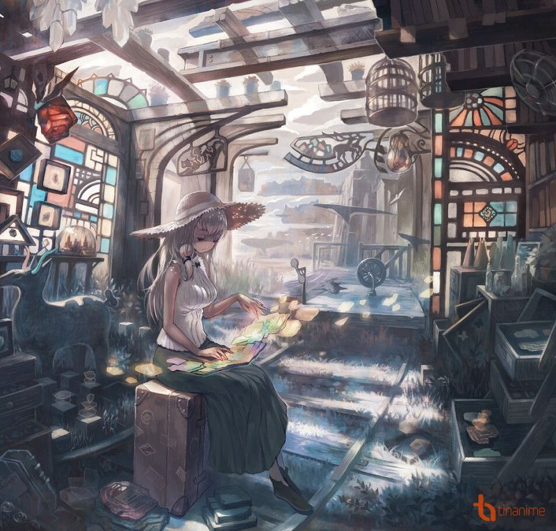 Pin by くコ彡 on Stuff Anime scenery, Anime artwork, Art