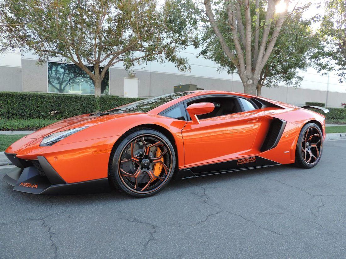 Fiero Lamborghini Body Kit | Lamborghini Aventador Body Kit Kit ...