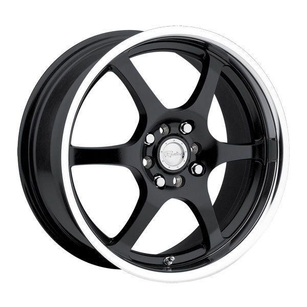 Details About Raceline 126 14x55 5x1005x1143 35mm Black