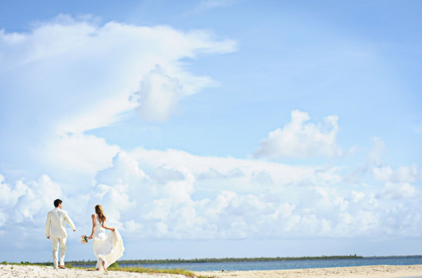 Grand Cayman Wedding By Rebecca Davidson Photography And