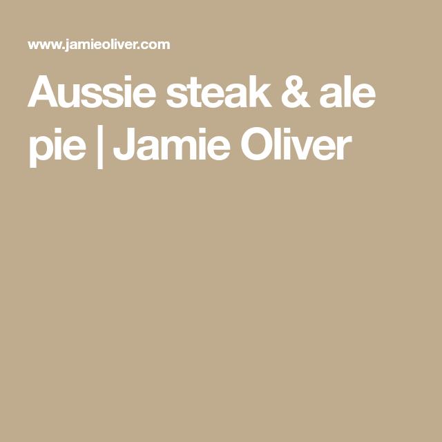 Aussie steak & ale pie | Recipe | Beef recipes, Steak ale ...