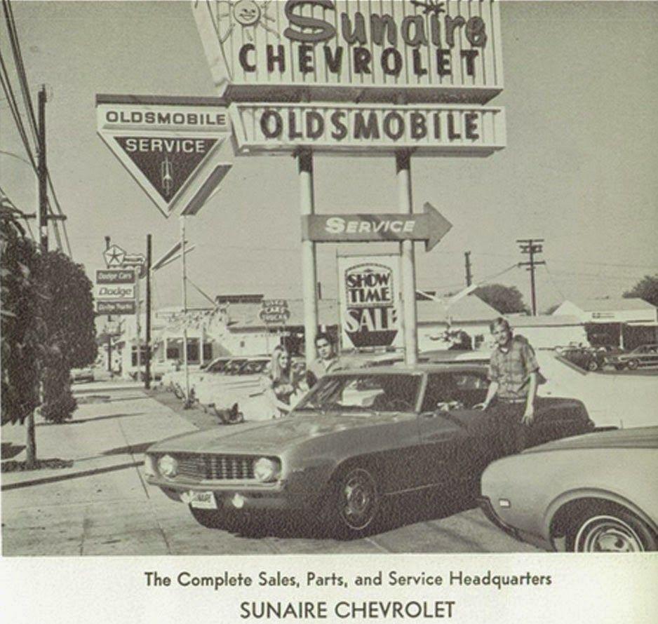 Buick Dealership Greenville Sc: Annualmobiles: Sunaire Chevrolet