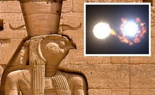 """Papiro Egípcio Antigo Contém Registro Mais Antigo da """"ESTRELA DO DEMÔNIO"""""""