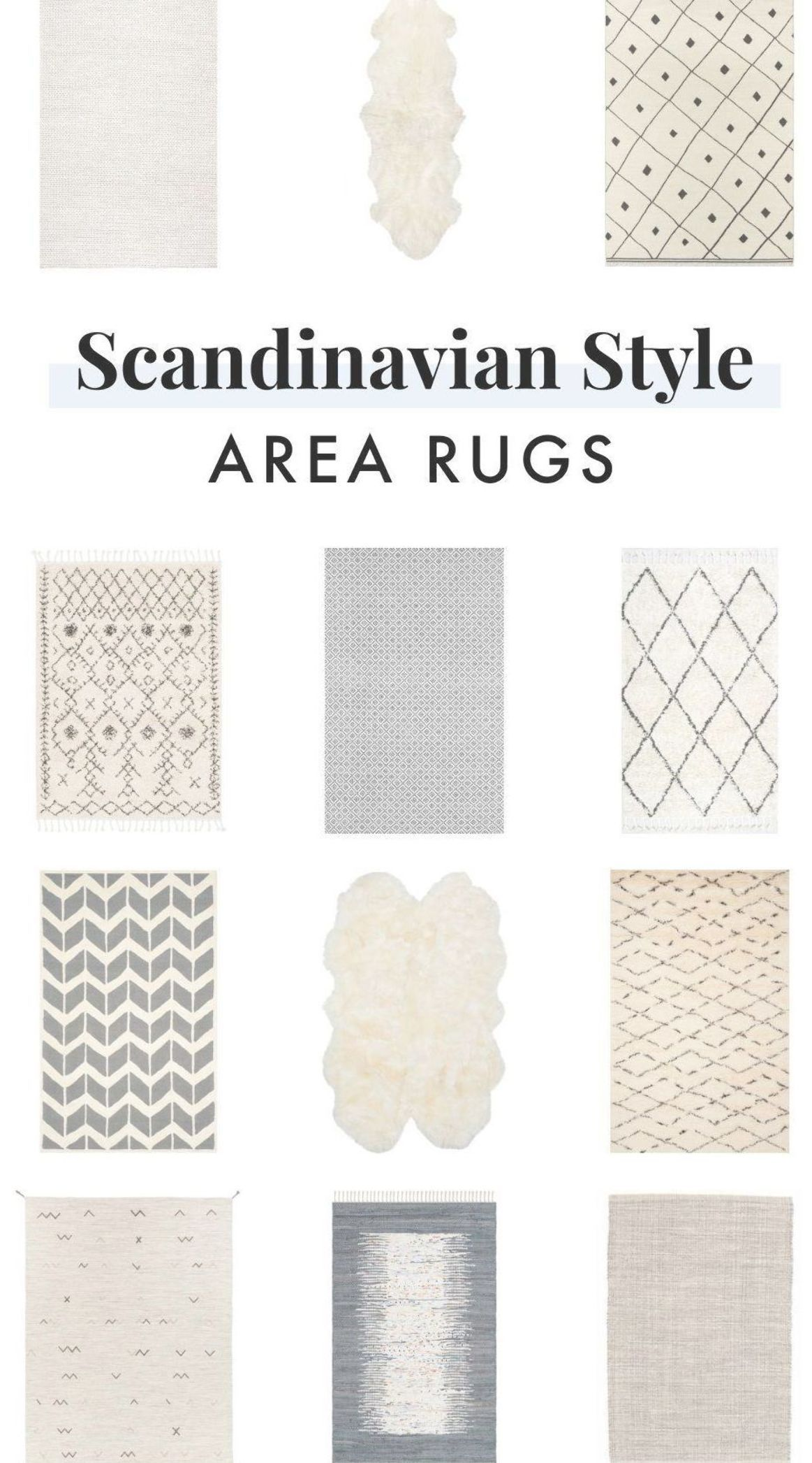 12 Scandinavian Style Area Rugs These Scandinavian Rugs Will Create The Perfect Scandi Decor Atmosp Scandinavian Rug Scandinavian Home Interiors Scandi Decor