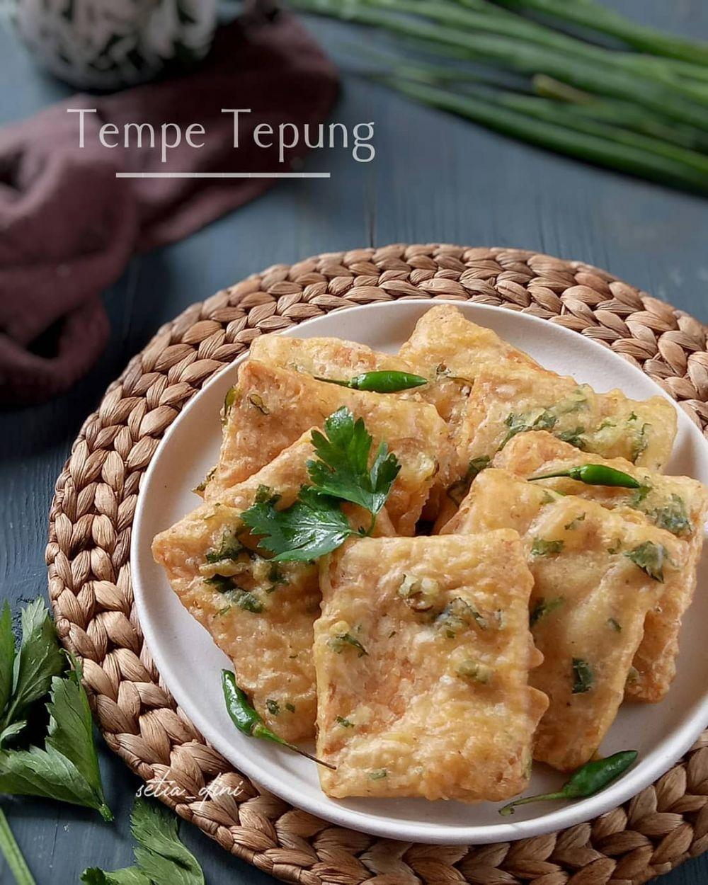 Resep Tempe Goreng Tepung Berbagai Sumber Resep Masakan Resep Tempe Resep Makanan