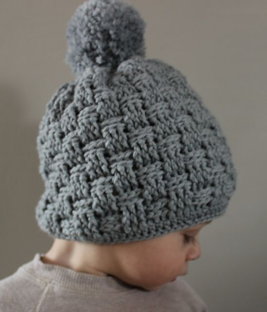 Little Basket Weave Hat Pattern By Julie Lapalme Hat Tutorial