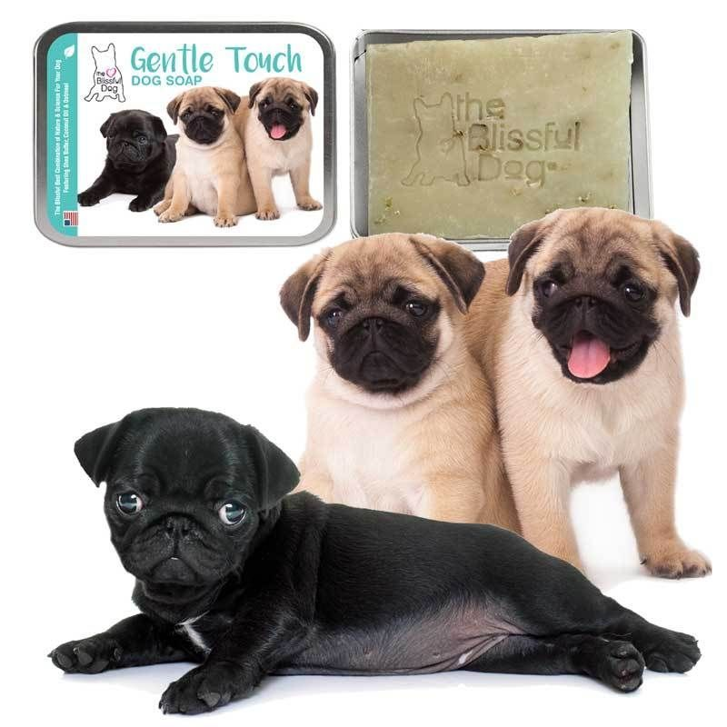 Pug Gentle Touch Puppy Soa Pug Gentle Touch Puppy Soap Pugs
