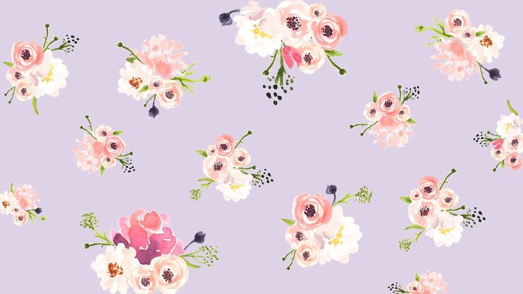 Top Phoenix Life And Style Blogger Love And Specs Cute Desktop Wallpaper Flower Art Painting Wallpaper