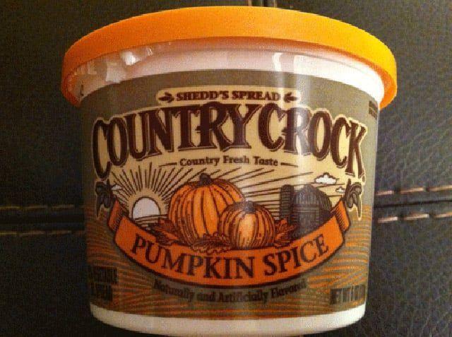 Pumpkin Spice Clorox And Butter